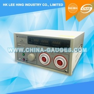 AC/DC:0-20KV; AC:20mA, DC:0-10mA Voltage Withstand Test Instrument