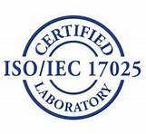 ISO IEC 17025 certified laboratory